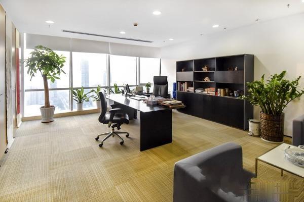 华润置地大厦整层2680平豪华装修海景