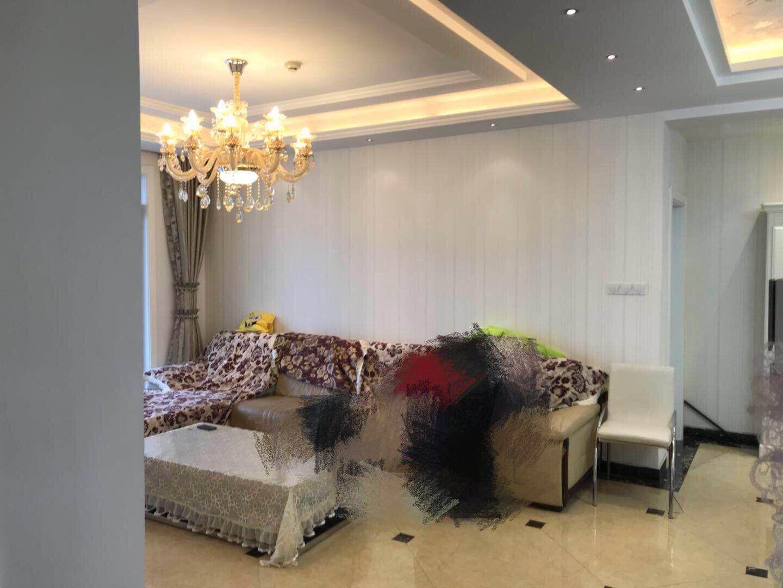 名流印象25楼130平米3室2厅豪装全设3000/月名流印象