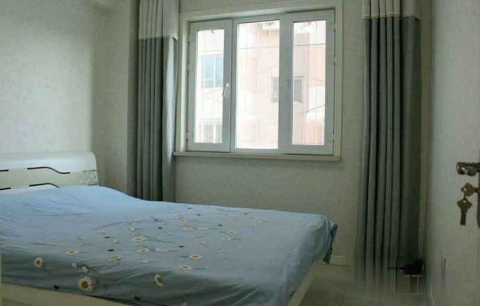 出租北京路轴承厂名筑花都100平3室2300/月包暖包物名筑花都