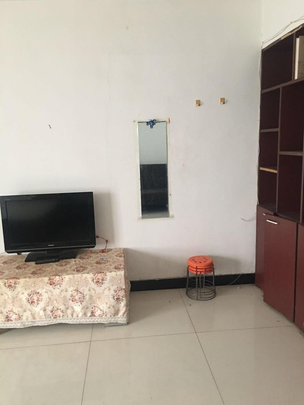 金水花园路嘉业公寓 1室0厅1卫 46.99平米