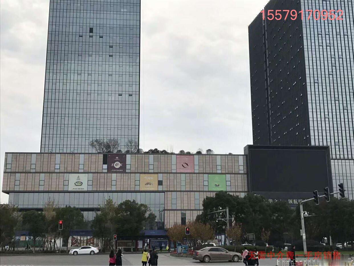 新力方 紫阳大道 地铁口 沿街店铺 包租包管理
