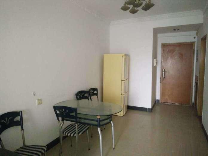利和广场旁 电梯2房 汇景台 2室2厅1卫 拎包入住