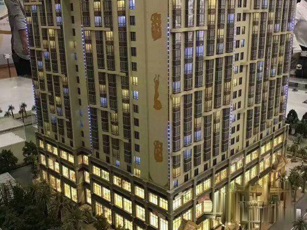 西双版纳市中心楼盘,五大配套齐全,70年产权,准现房