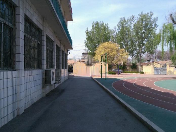 坊子老区三马路小学宿舍 一楼带院 2室2厅1卫