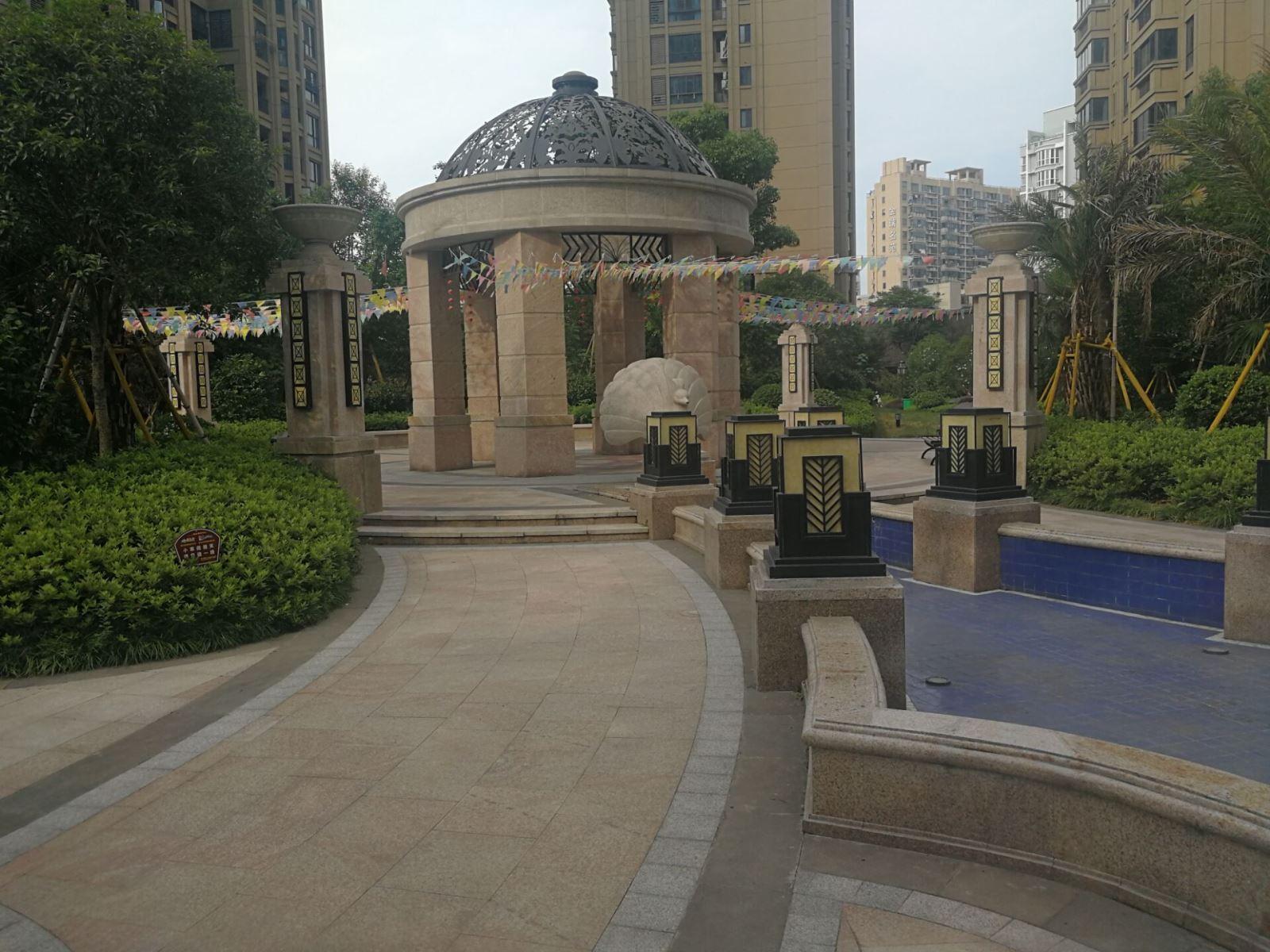 安阳中心,高档小区,豪华地中海装修城市家园