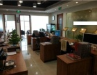 申能国际大厦 500平带家具 接受金融 全景落地窗
