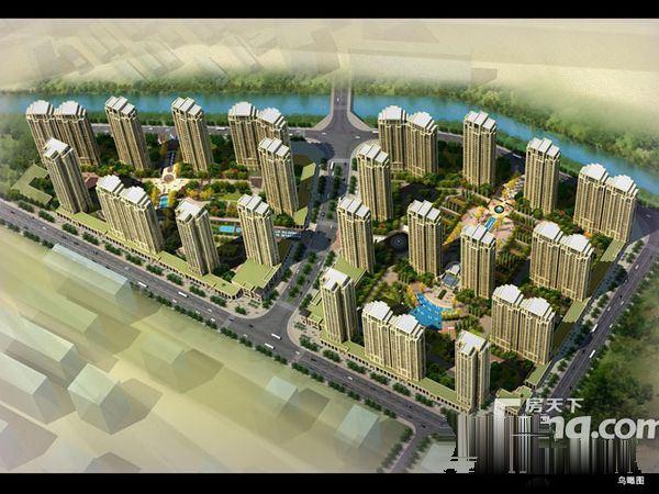 城关雁滩高新区欣欣嘉园96.88平米纯南两居室毛坯房出售