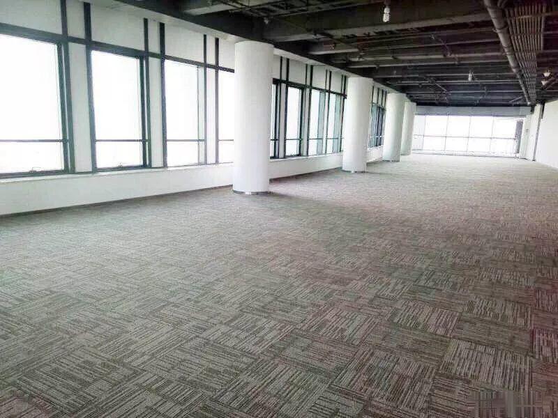 亦城国际中心整层1600平精装