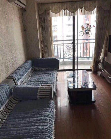 鸿都帝景湾 65.8万 2室2厅1卫 精装修,高品味生活