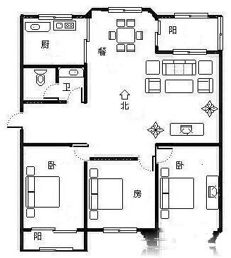 安侨公寓可贷款,有房产证,精装修,标准房