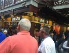 豫园老街正新鸡排,人民广场商圈,地铁口年租金28万