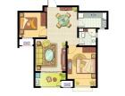 总价30万买上海住宅丨5号线地铁口的精装一房丨周边配套完善紫苑小