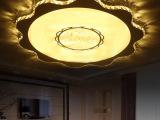 LED吸顶灯现代简约客厅灯 卧室灯餐厅灯具亚克力吊灯现代风格)