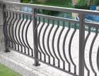 华禹热镀锌钢弯弧阳台护栏出厂价出售
