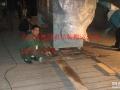 顺义人工搬运公司北京起重队,地下室设备搬运吊装就位服务
