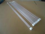 塑料包装管 方形塑料管子 电子包装管 透明PVC管 塑料管 可以