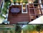 园林景观设计、别墅花园、楼顶花园绿化设计施工