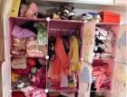 因自己量错尺寸买错衣柜衣柜深47高111宽111全新的(