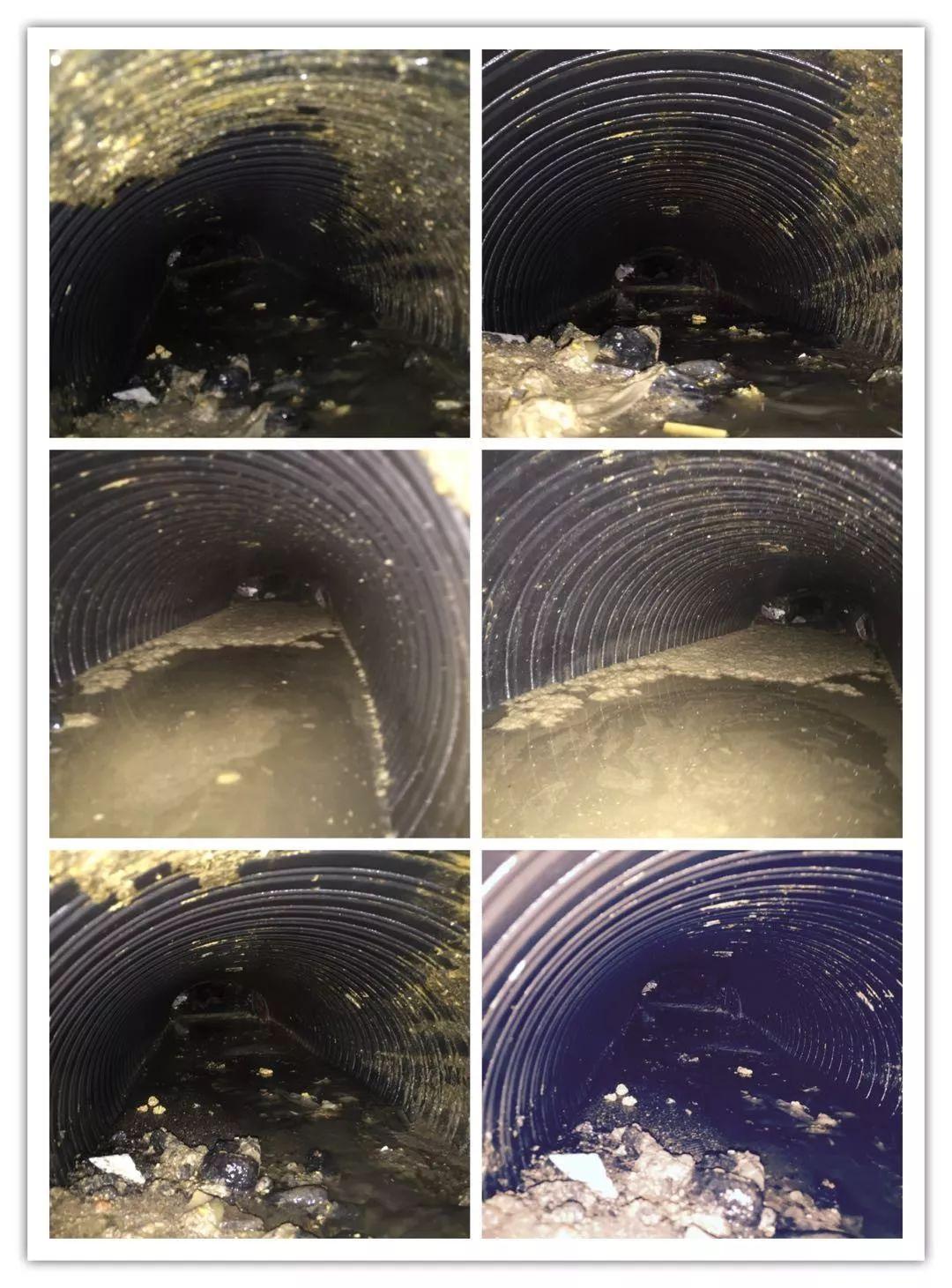 常德大型市政管道清淤,高压车清洗管道,吸污车抽泥浆