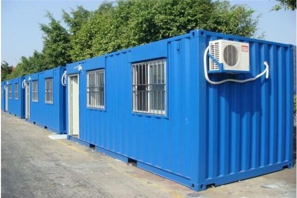 集装箱房活动房出租出售价格/珠海住人集装箱活动房出租