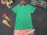 品牌童装,男女童夏装特价9.9元一件清仓