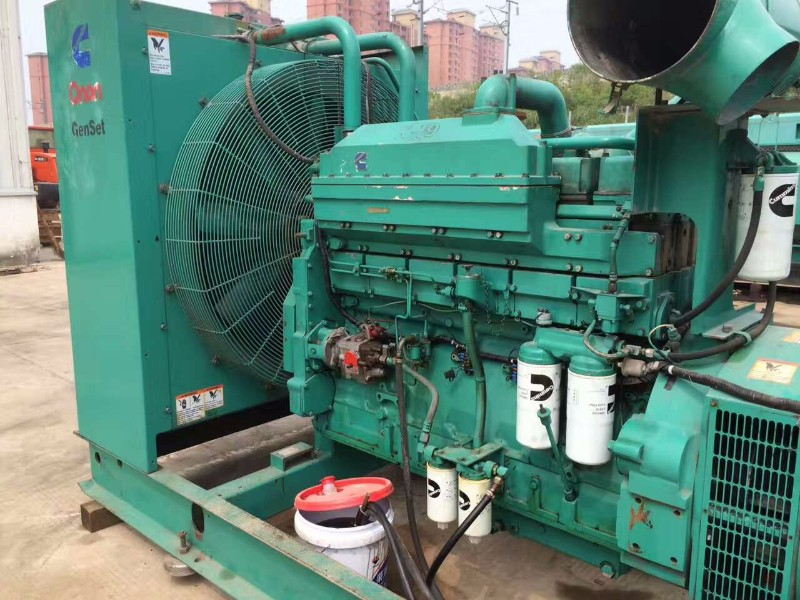 泉州柴油发电机组出租 租赁 哪里有发电机