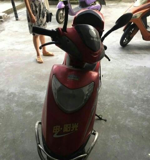 申阳光电动车