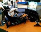 上海三屏赛车出租,动感赛车出租,模拟赛车租赁