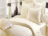 酒店宾馆用品批发厂家定制床上用品四件套被子褥子床护垫