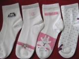 供应纤三星袜业公司纤彩娜品牌棉袜,竹棉袜