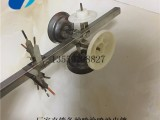 东莞电镀治具厂家THZ55手指陀螺喷涂挂具价格