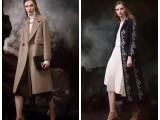 世纪蓝天新款高端奢华双面羊绒大衣品牌折扣女装库存货源批发