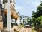 租金都是烈可谈的台湾山庄 独栋带花园 带露台