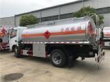 便宜出售 东风多利卡8.6吨油罐车一台