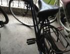闲置自行车便宜卖了