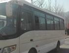宇通客车 ZK6720DF 260ps 国四 26座 12万公里