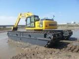 珠海市江南水陆挖掘机出租水上挖掘机出租水路挖掘机出租服务超值