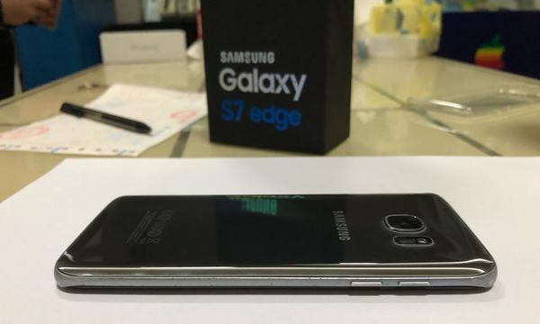 旗舰机 S7 edge 三星  曲面手机
