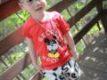 跑量童装批发3元夏季儿童短袖T恤衫批发台州夜市摆地摊童装货源