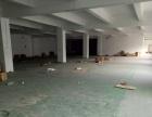 常平桥沥村成熟工业区二街标准厂房1350平米招租