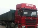 二手陕汽德龙,欧曼,东风天龙,解放二拖三半挂牵引车4年20万公里13万