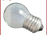 佛山照明FSL磨砂透明E14小螺口白炽灯泡 25W球泡 砂泡批发