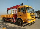 东风8吨随车吊价格低24小时售后面议