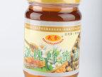 洋槐蜂蜜膏农家纯天然绿色蜂产品500克瓶装 可代工