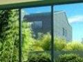 阳光房隔热防爆玻璃贴膜 各种防蚊蝇隐形纱窗