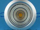 西凯照明 厂家热销 高品质重料 LED COB天花筒灯25W/C