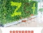 植彩坊智能模块生态墙-美化空间,消除雾霾