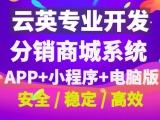 云英分销商城网站分销商城APP软件定制