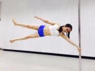 成都郫县钢管舞培训班 聚星钢管舞培训学校 酒吧热舞培训