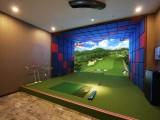 2020高速摄像高尔夫模拟器室内高清球场免费升级方案